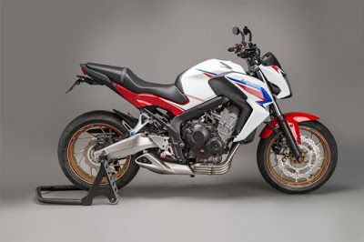 Honda CB650F Made by LighTech