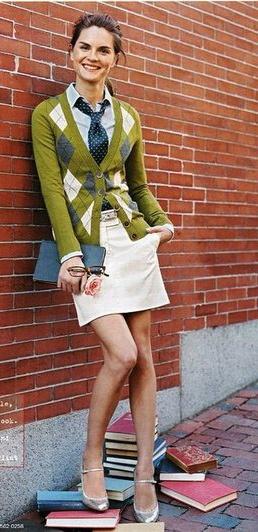 jcrew preppy menswear inspired. #ivy #league #preppy green, blue tie