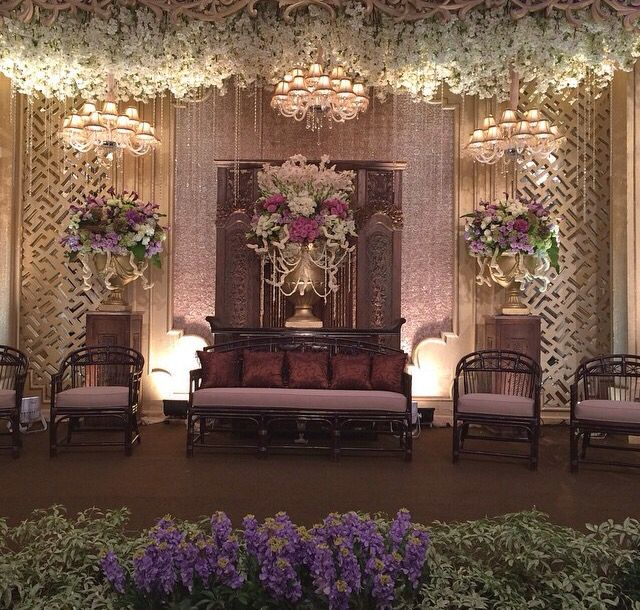 Classic javanese decor