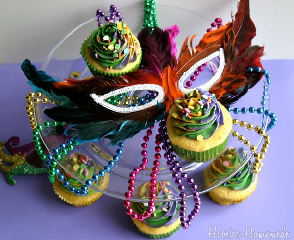 What Is Mardi Gras Cake