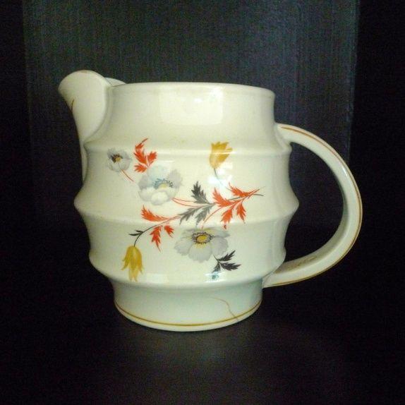 Nydelig NG mugge Produsert i Norge Antikk: før 1930 Stempelet ble brukt mellom 1913-1930 Produsent: Porsgrund Porselen PP Designer: Nora ...