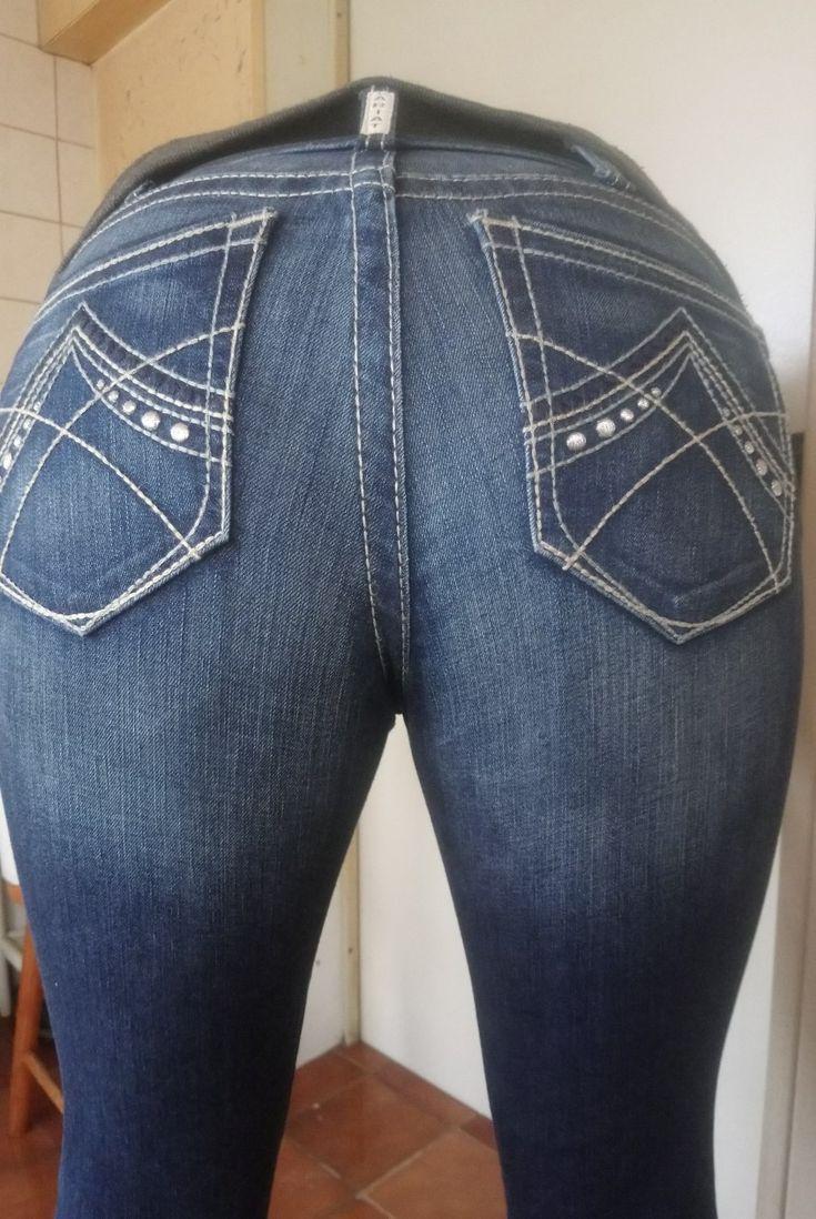 Zu Enge Jeans