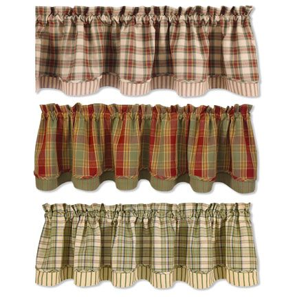 Best 25 valances for kitchen ideas on pinterest valance window treatments valance ideas and - Kitchen valance patterns ...