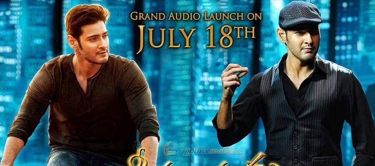 LIVE: Srimanthudu Audio Launch
