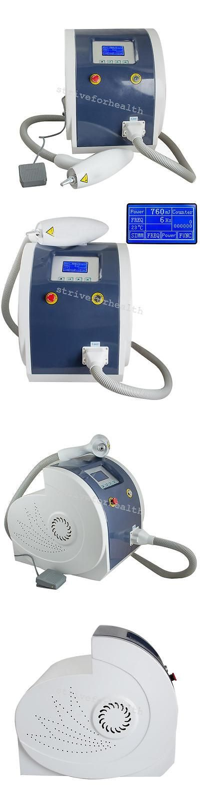 Tattoo Removal Machines: Yag Laser Tattoo Eyebrow Eyelid Flecks Pigment Removal System Beauty Equipment -> BUY IT NOW ONLY: $1138.0 on eBay!