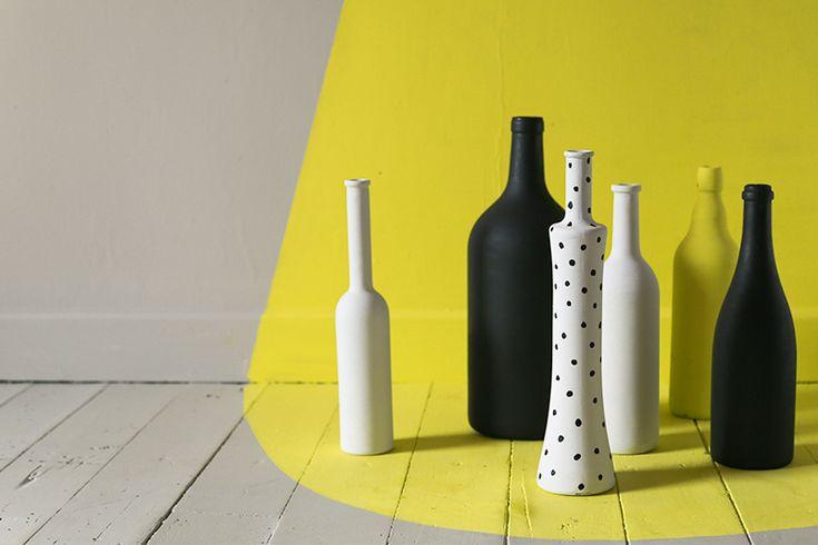 les 25 meilleures id es de la cat gorie vieilles bouteilles sur pinterest vieilles bouteilles. Black Bedroom Furniture Sets. Home Design Ideas