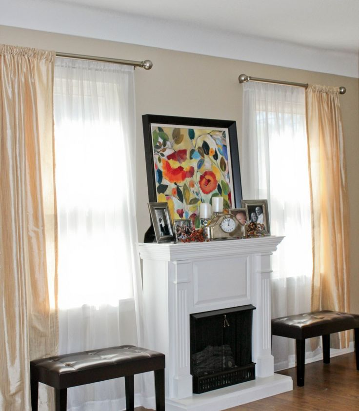 15 Best Curtains Images On Pinterest Double Curtains