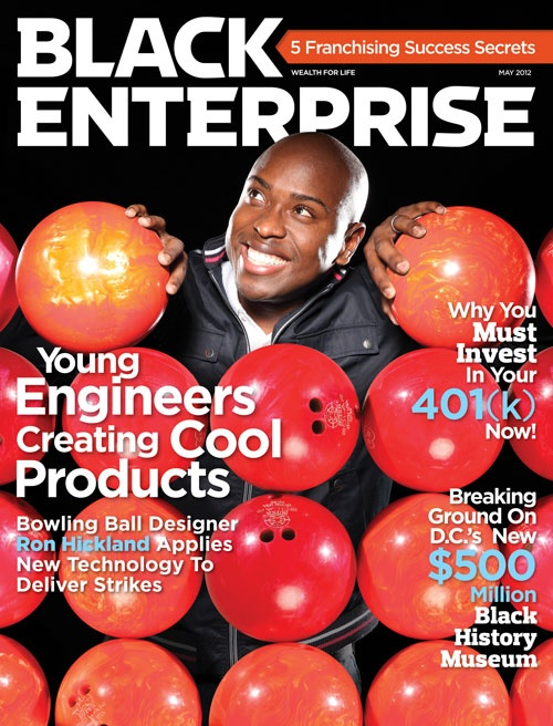 Black Enterprise, May 2012 Cover