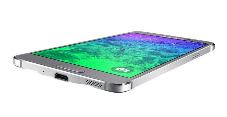 Samsung Galaxy Alpha - CNET