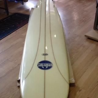 """9""""6""""long board wood in lay Reg 688 sale599"""