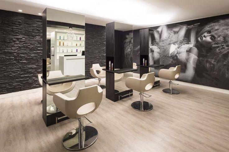 Salon equipment, Furniture and Beauty salon equipment on Pinterest~ Decoracion De Salones De Belleza Modernos