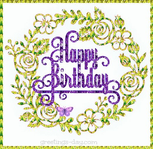 BIRTHDAY BirthdayGIFs GIF GIFAnimation HAPPYBIRTHDAY http – Animated Birthday Greetings for Facebook