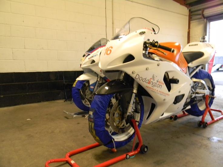 Ready to go at Snetterton 300
