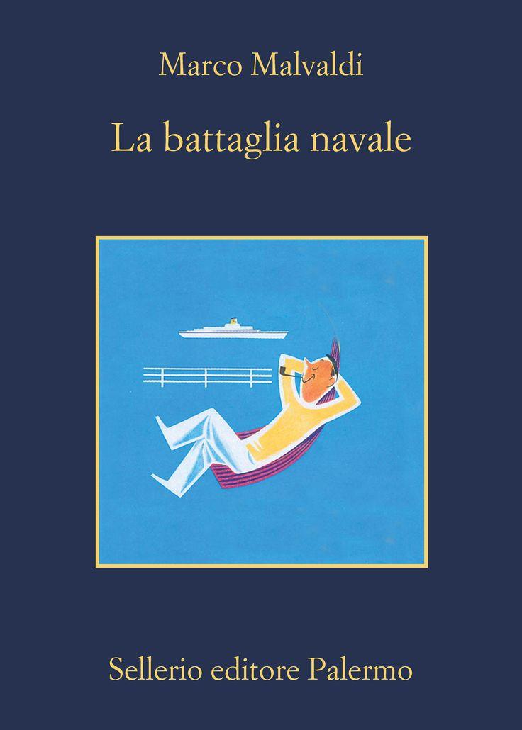 Tutti in libreria oggi per la nuova avventura dei vecchietti del BarLume, #LaBattagliaNavale di #MarcoMalvaldi.