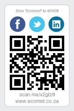 Ecomist Nelspruit QR scanner code info