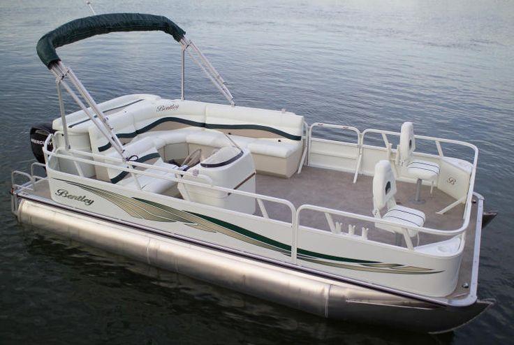 pontoon boats | New Boats › Bentley Pontoon Boats › Pontoon Boat › 200 Fish RE