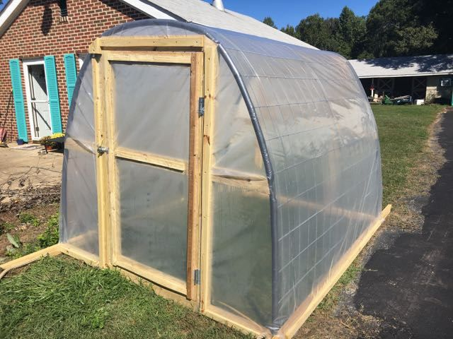 Cost Effective DIY Cheap Greenhouse