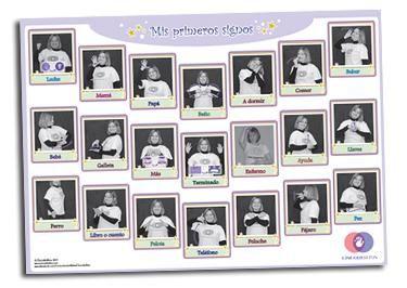 Mis primeros signos para bebés - LOS DIFERENTES MÉTODOS DE BABY-SIGNOS #babysignos #signosparabebes  http://www.cincodeditos.com/blog/los-diferentes-metodos-de-baby-signos