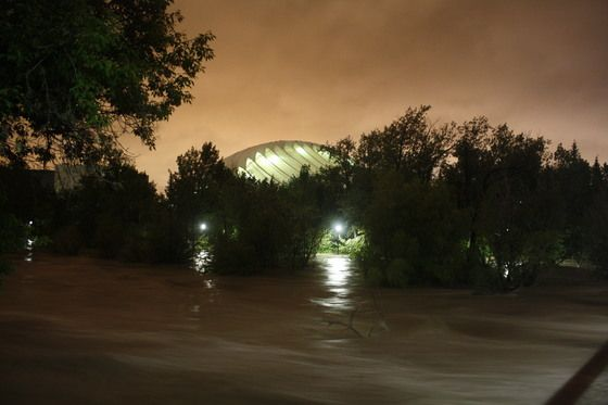 3am in the morning... Elbow River and Lindsay Park