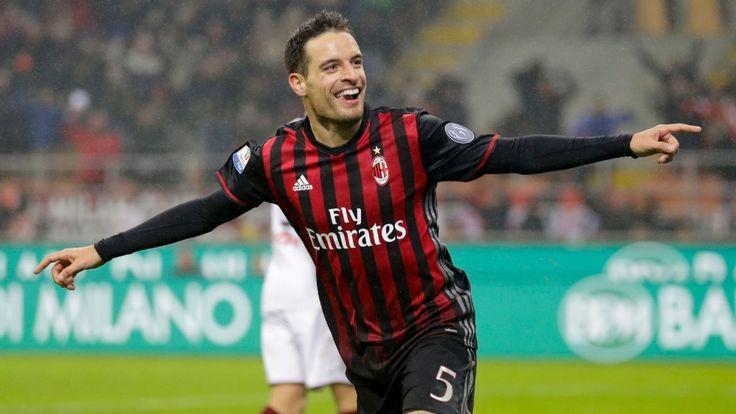 Giacomo Bonaventura a 'very precious asset' for Milan - Vincenzo Montella