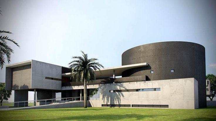 Escola de Música - Projetos - Elementar Arquitetura - Av. Visconde de Jequitinhonha, 287 | Sl. 208 | Boa Viagem, Recife/PE | +55 81 3040.2433 | contato@elementar.com