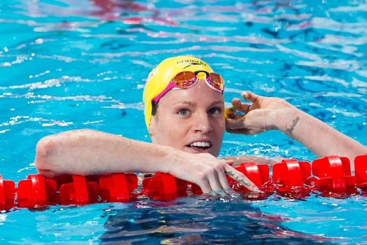 Australian Emily Seebohm has taken her performance to a new level in 2015...