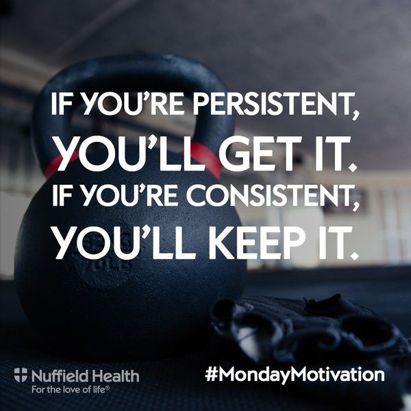 If you're persistent, you'll get it. If you're consistent, you'll keep it. #quote #inspiration #motivation