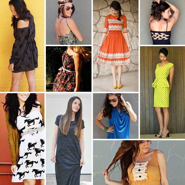 10 Clever DIY Dress Hacks via Brit + Co.