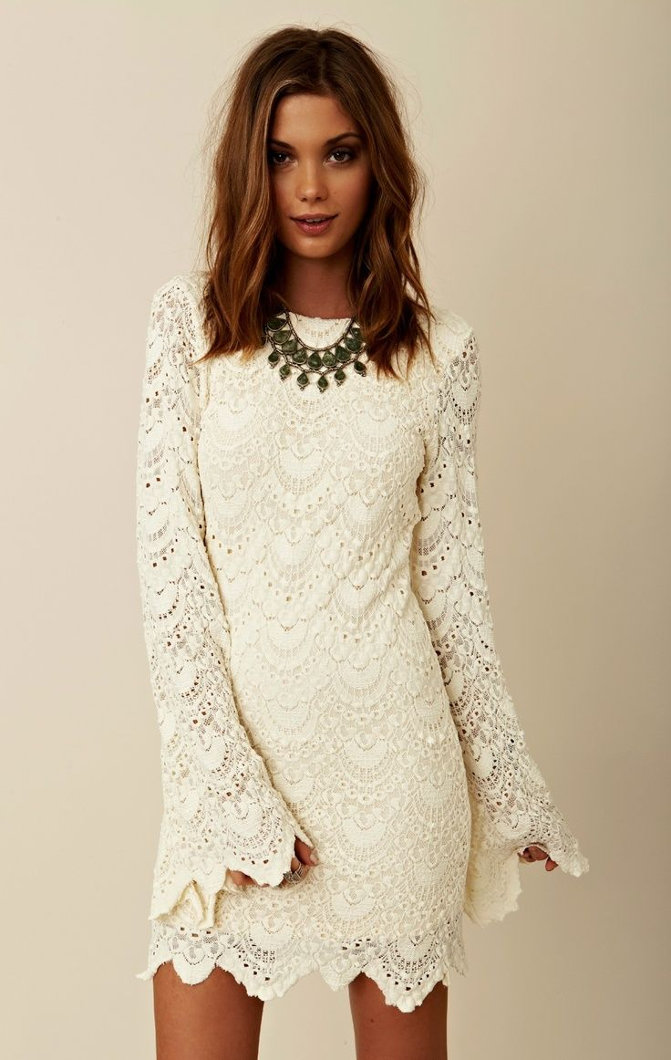 Dress for wedding engagement party   best Shower and Bach White Dresses images on Pinterest  White