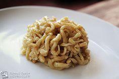 Chak Chak honey noodles from kazakhstan