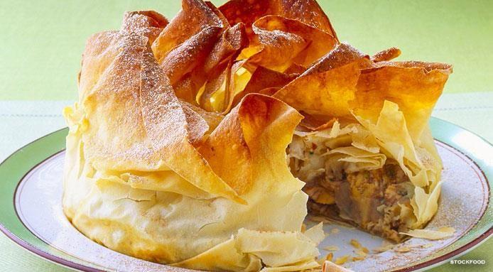 Pastilla+(Marocco)