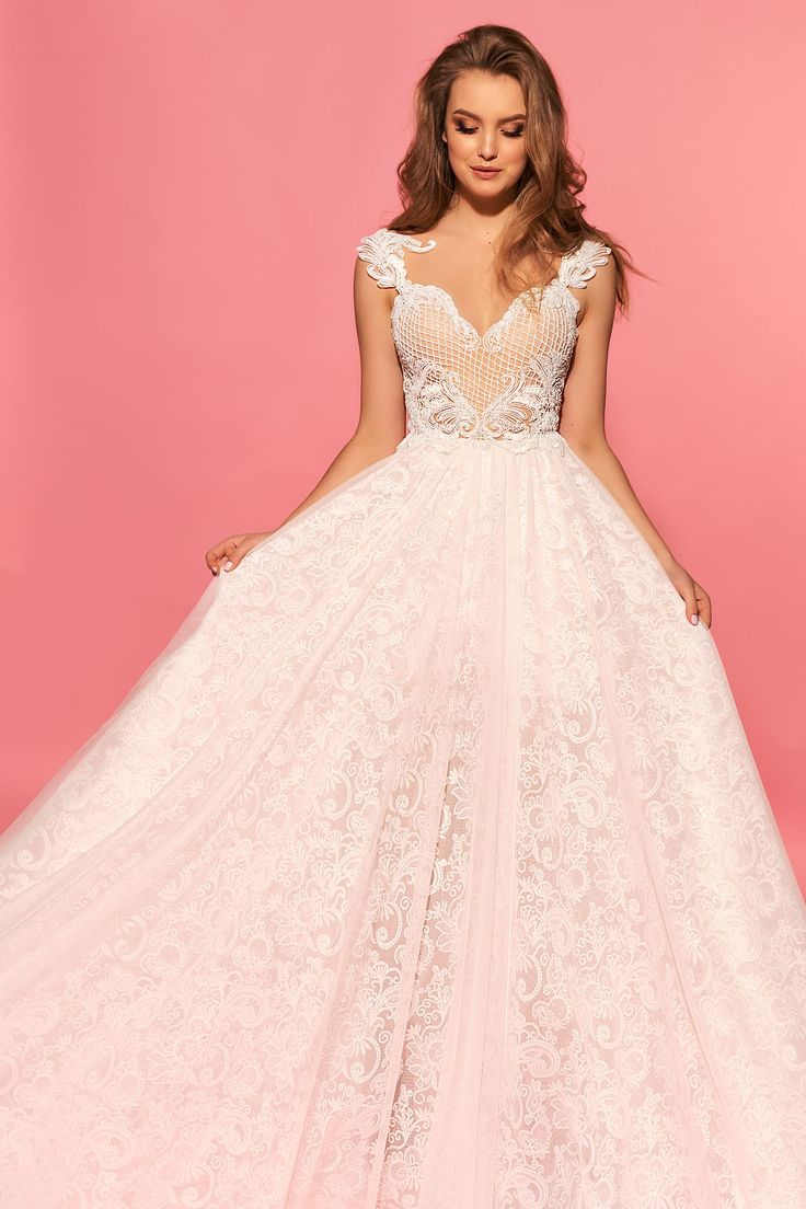 37 best EVA LENDEL... images on Pinterest | Wedding frocks, Bridal ...