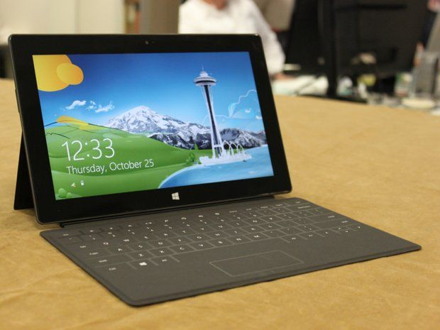 Surface Hands-On Photos - Business Insider