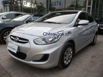 Chileautos: Hyundai Accent Sedan AUT Solo 15.000 Kilometros 2016 $ 9.650.000