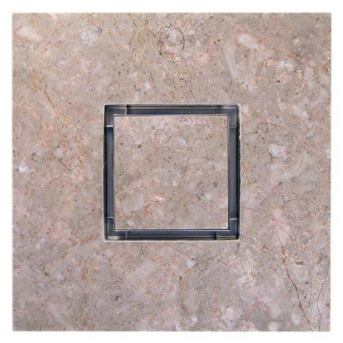 5x5 square tile insert drain for shower drain grate  Can be