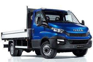 IVECO Daily Breaks Cover