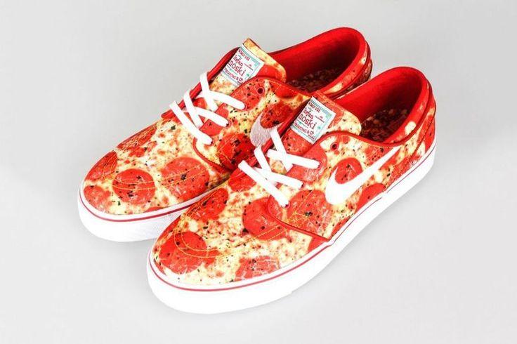 "Skate Mental x Nike SB Janoski ""Pepperoni Pizza"" - EU Kicks: Sneaker Magazine"