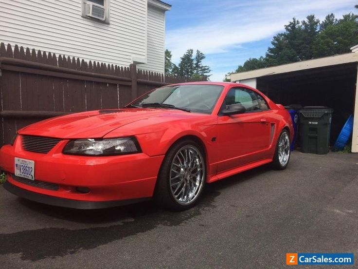 2000 Ford Mustang GT Coupe 2-Door #ford #mustang #forsale #unitedstates