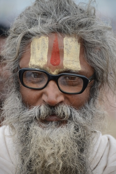 I've spent the last few days at the Maha Kumbh Mela in India, the festival that happens in this location once every 144 years.