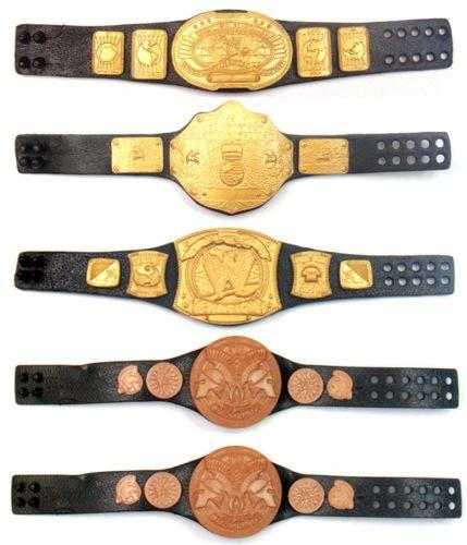 WWE Intercontinental Championship World Heavyweight WWE Championship Championship &  WWE Tag Team Championship