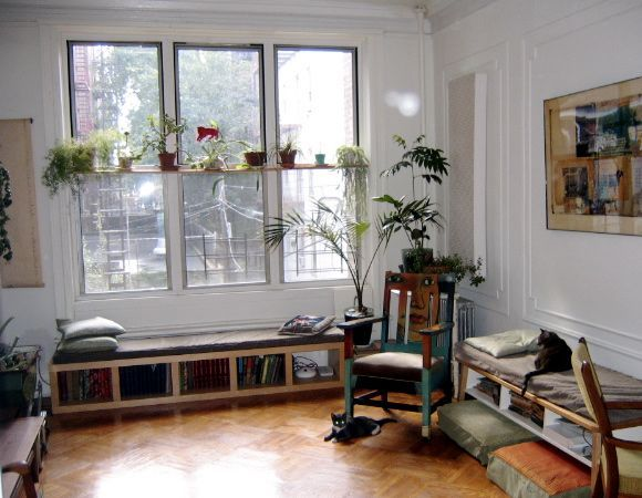Living Room Window Ideas Home Decorating