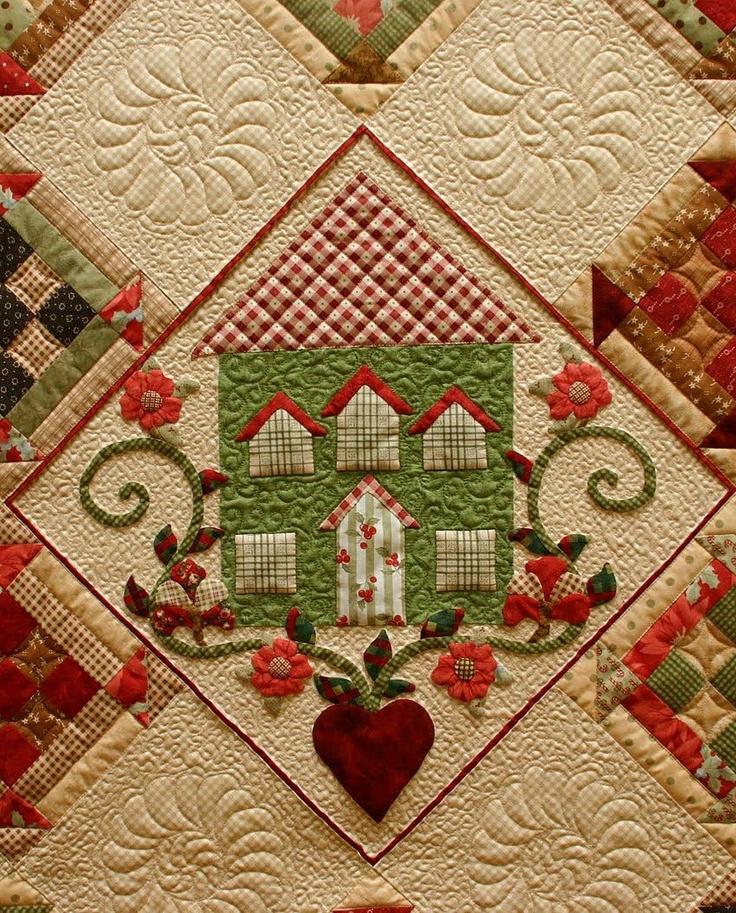 49 best Modern Quilts images on Pinterest | Patchwork, Blankets ... : machine quilting blogs - Adamdwight.com