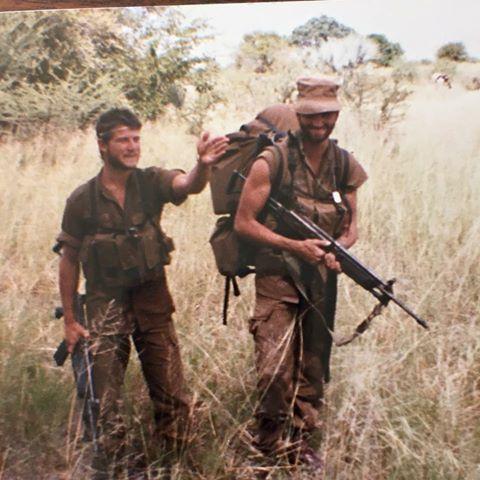 Sadf Heroes Border War South African Bush War