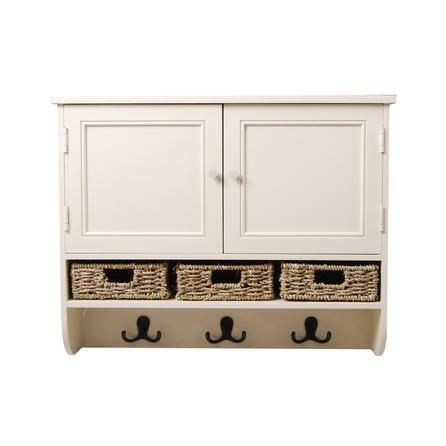 Cabinet for hiding away bathroom products and medicines for Bathroom cabinets dunelm