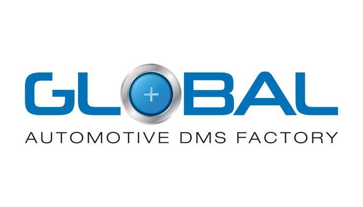Global Automotive - New Branding #logo #design
