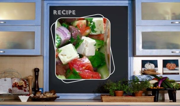 Season 1, Episode 2 - Greek Salad with Minty Dressing.   Recipe available for download from http://www.sharonglass.co.za/uploads/menus/01-2012423101720.pdf  #cooking #recipes #food #greek #salad #mint #dressing #health  #meals #weekdaymeals #SharonGlass #FoodinaFlash #TheHomeChannel #DSTV