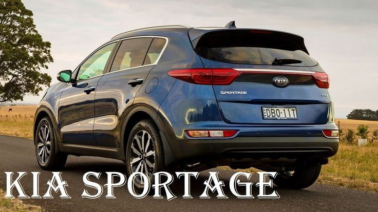 2017 KIA Sportage Turbo AWD Off Road Review Price