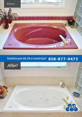 Donu0027t Replace   Refinish! : Looking To Refinish Old Bathtubs In Your Home