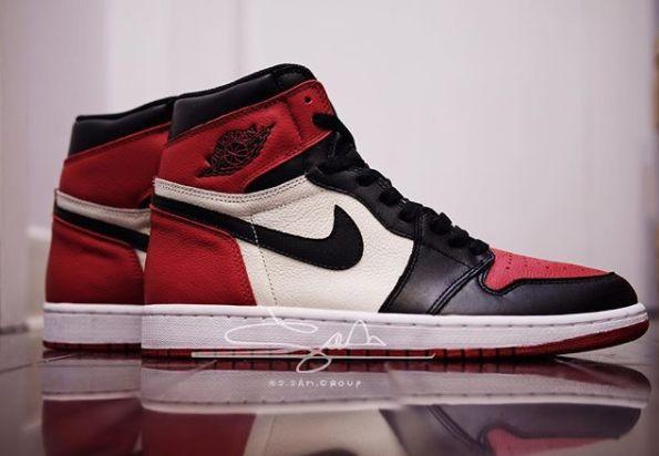 568b86b1022 Who Considers The Air Jordan 1 Retro High OG Bred Toe A Must-Cop ...