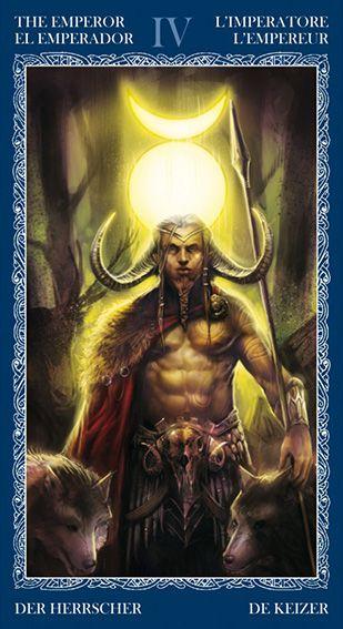 Blue Angel Publishing - karty tarota IV